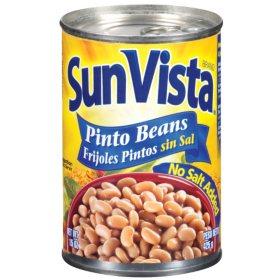 Sun Vista Pinto Beans (15 oz., 8 ct.)