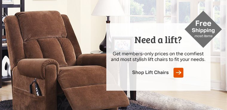 Shop Lift Chairs