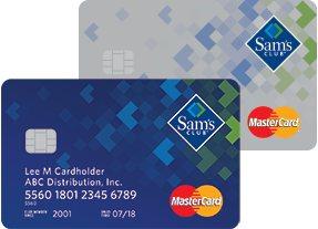 Sam S Club Credit