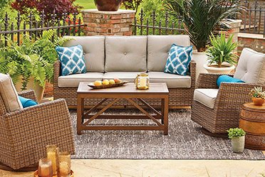 outdoor furniture buying guide - sam's club