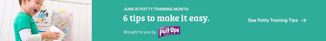 See Potty Training Tips
