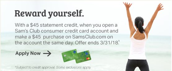Sams Credit Login >> Sam's Club Credit