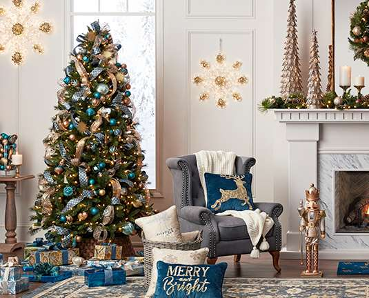 shop midnight splendor - Sams Club Christmas Decorations