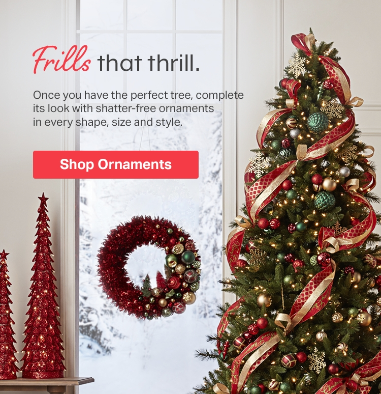 shop ornaments tree - Is Sams Club Open On Christmas Eve