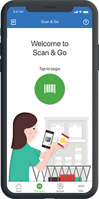 Scan And Go - Sam's Club