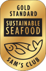 Gold Standard Sustainable Seafood - Sam's Club
