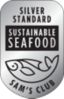 Silver Standard Sustainable Seafood - Sam's Club
