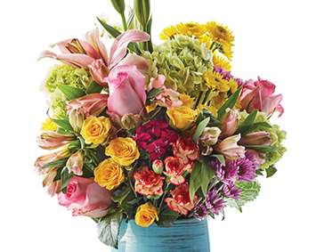 Impress your guests with these tips and ideas in the Flower Arranging Guide.