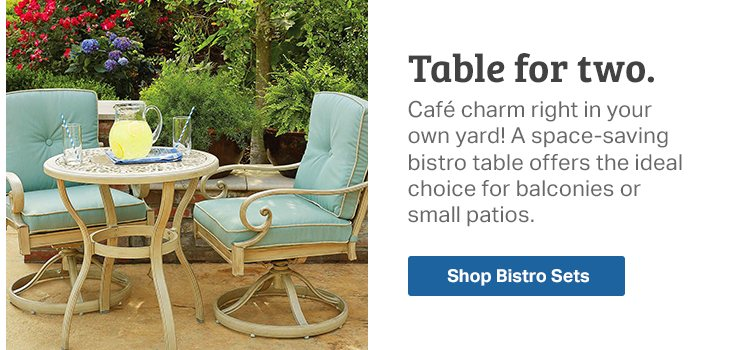 Outdoor Furniture Buying Guide Sams Club