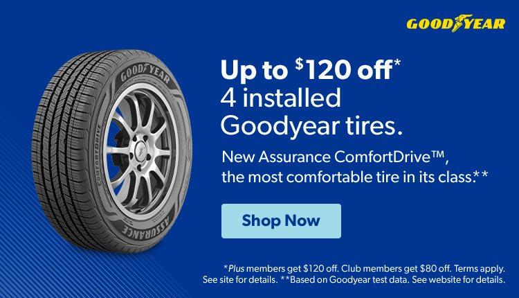 Discount tire free installation