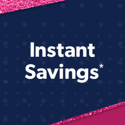 Shop All Instant Savings