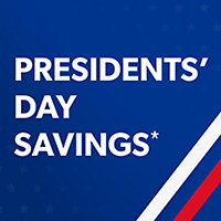 Major Appliances Presidents' Day Event Sale at Sam's Club