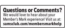 Member's Mark Guarantee