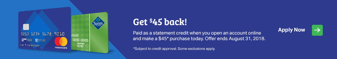 Sams club credit sams credit banner colourmoves