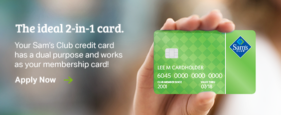 Sams club credit get these sams club credit card benefits colourmoves