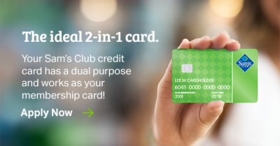 Sams Club Credit